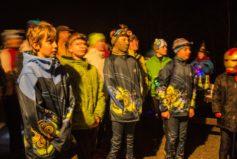 Noční bojovky děti milují