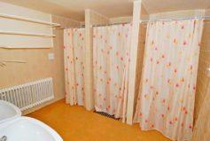 Sprchy + umývárna pro ženy