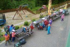Lučanka je ideálním místem pro pobyty škol v přírodě.